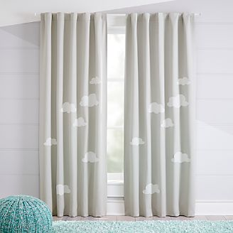 Kids Curtains & Hardware: Bedroom & Nursery | Crate and Barrel