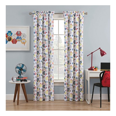 Wind Me Up Blackout Curtain - Waverly Kids : Target