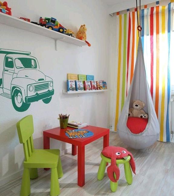 15 Colorful Decor Themes and Modern Ideas for Kids Room Decorating