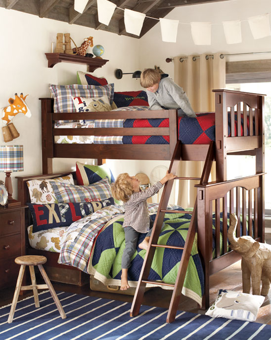 Boys Bedroom Ideas & Boys Bedroom Decorating Ideas | Pottery Barn Kids
