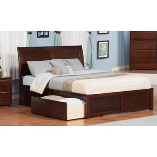 King Size Bed With Drawers | Wayfair