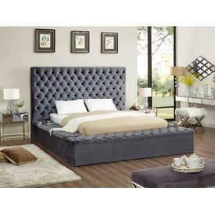 Cal King Storage Platform Bed | Wayfair
