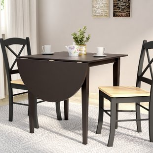 2 Seat Kitchen & Dining Tables You'll Love | Wayfair