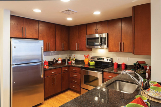 6 Apartments with Beautiful Kitchens   Apartment Showcase