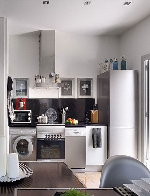 Modern Studio Apartment | Fabulous Studio/Small Space Apartment/Tiny