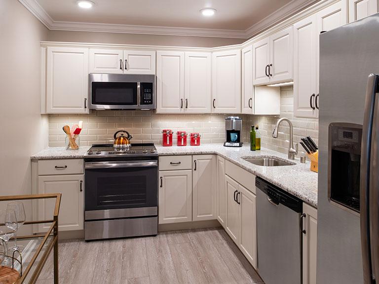 Model apartments at Maris Grove get a facelift   Erickson Living