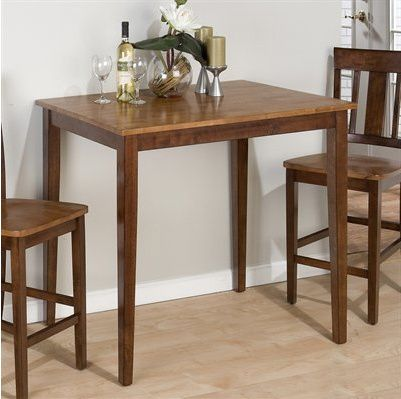 Eating In: Square Bar Tables for Small Kitchens | Home & Garden