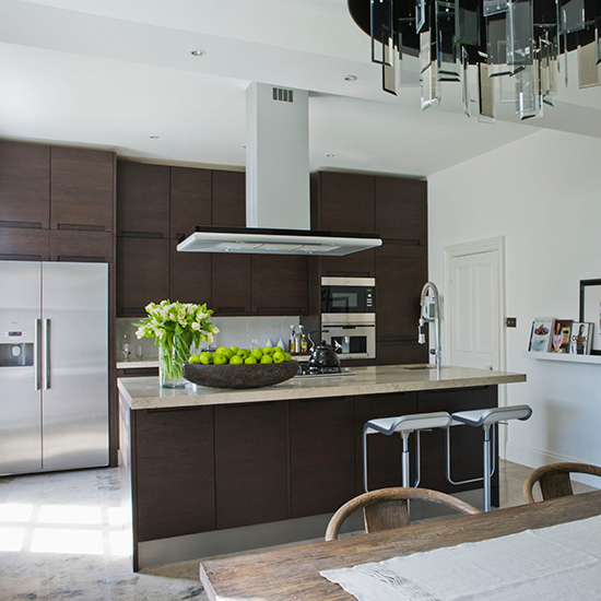 Smart kitchen cabinets that take centre stage | Ideal Home