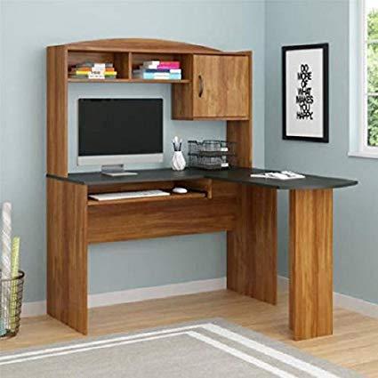 Amazon.com: Computer Desk Corner L-shaped Ergonomic Study Table