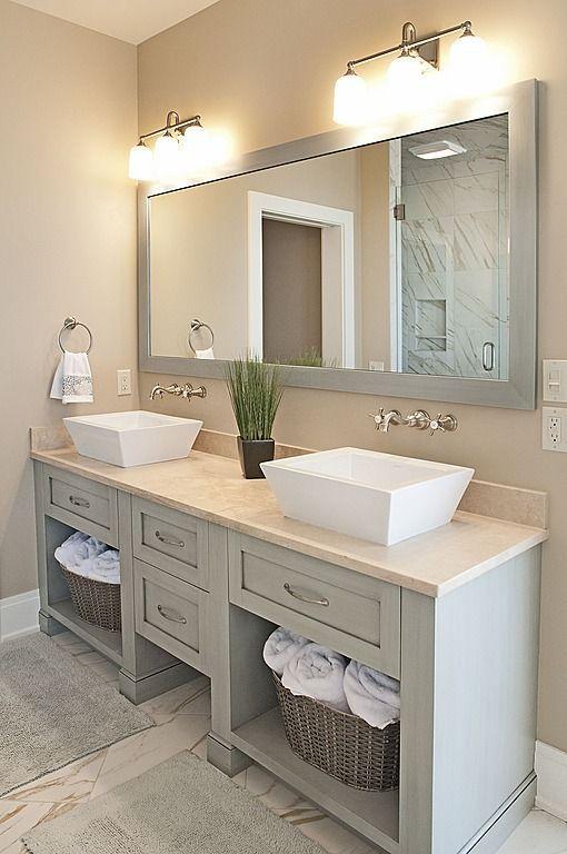 25+ Best Bathroom Mirror Ideas For a Small Bathroom | Bathroom