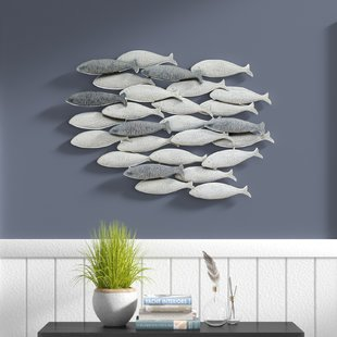 Nautical Wall Accents You'll Love | Wayfair