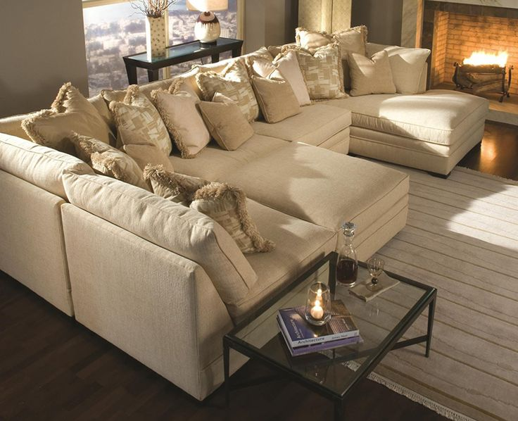 Extra Large Sectional Sofas with Chaise u2026 | Living Rooms | Oversu2026