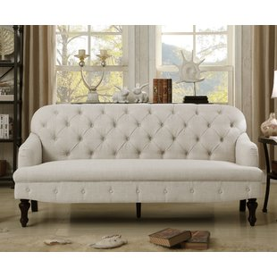 Large Tufted Sofa | Wayfair