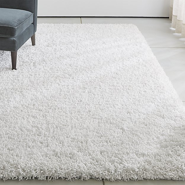 Memphis II White Shag Rug in 2019 | On a Mission | Pinterest | White