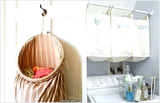 Laundry Hamper Ideas For Small Spaces | bumpermanhk.com