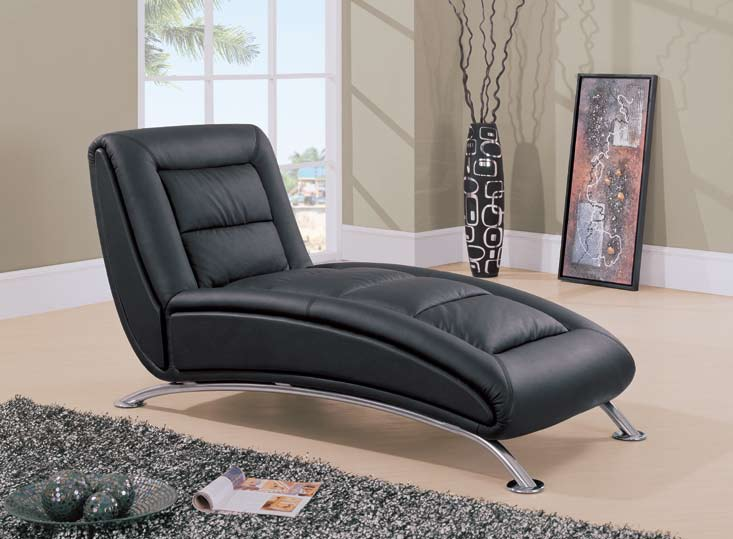 Stylish and soft cool leather chaise lounge sofa for home u2013 DesigninYou