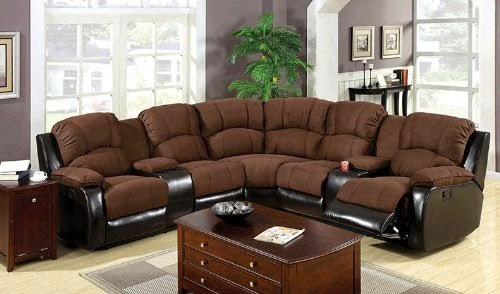 Best Leather Reclining Sofa Brands Reviews: Fabric Recliner Sofa Sets