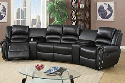 Leather Recliner Sofa Sets