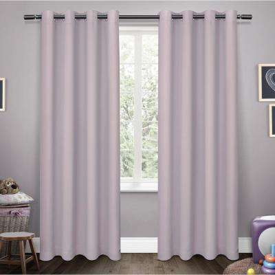 Lilac - Curtains & Drapes - Window Treatments - The Home Depot