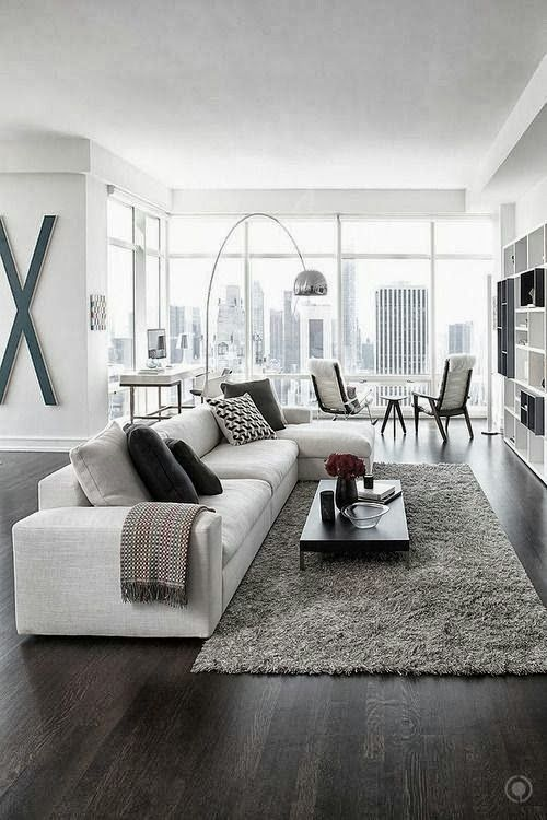 Inspirational Interior Design For Living Room | { LIVING ROOM