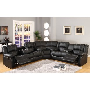4 Recliner Sectional | Wayfair