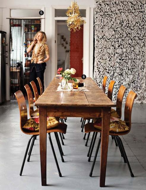 Dining Tables. astounding long narrow dining table: long-narrow