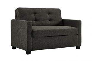 Amazon.com: Signature Sleep Devon Sleeper Sofa with Memory Foam