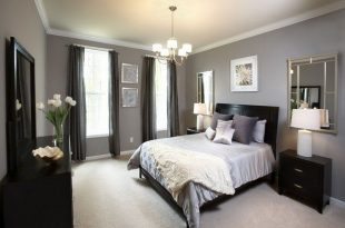 Gray Master Bedroom Paint Color Ideas | Master bedroom | Bedroom