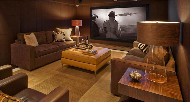 Media Room Furniture Enchanting Media Room Furniture Layout 13 With