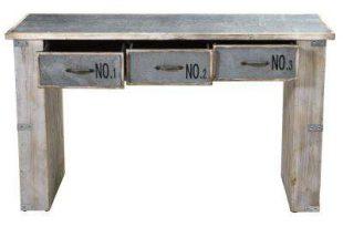 Wood - Metal - Desks - Home Office Furniture - The Home Depot