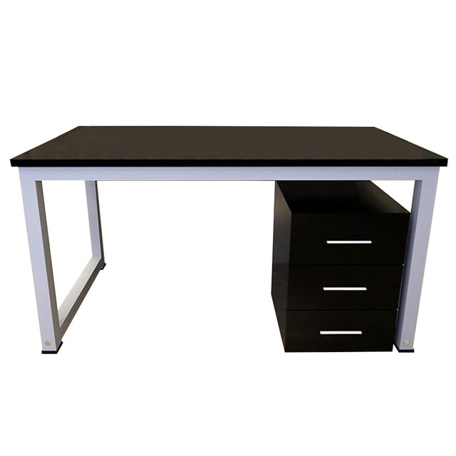 Modern Metal Desk The Most Computer PC Home Office Study Table