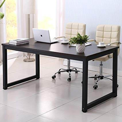 Amazon.com : Home Office Desk, 63in Writing Desks Large Study
