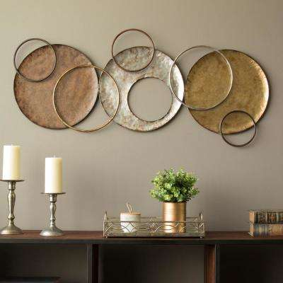 Metal Work - Wall Sculptures - Wall Accents - The Home Depot