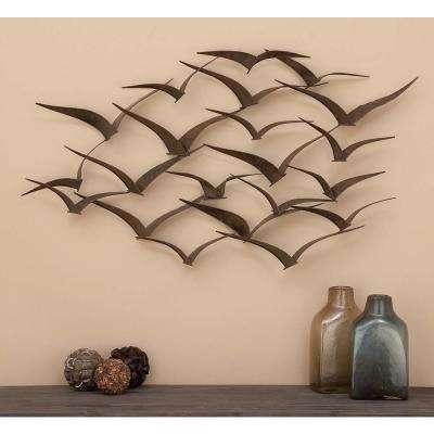 Metal Wall Sculptures