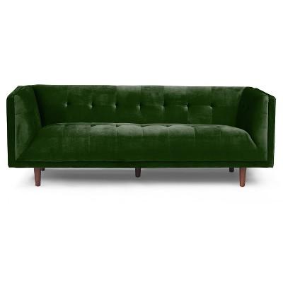 Cecily Mid Century Modern Tufted Back Sofa - Aeon : Target