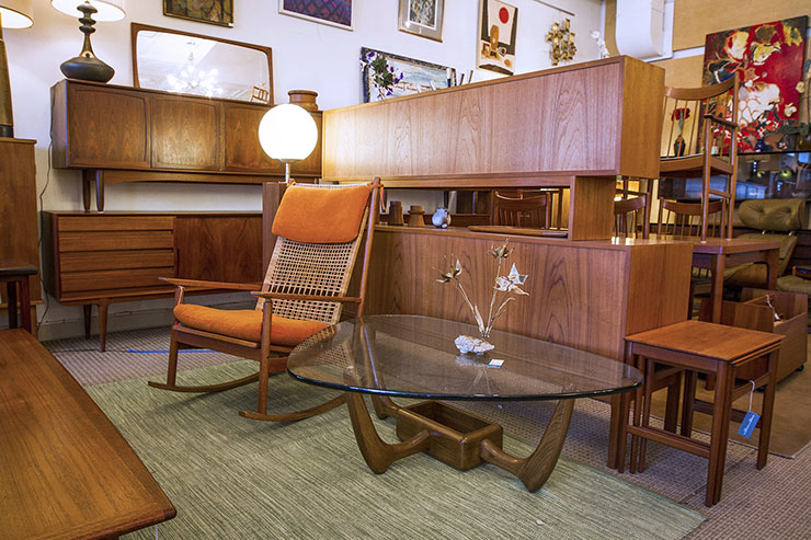 Know Before You Go: Shopping For Mid-Century Modern Furniture in the DMV