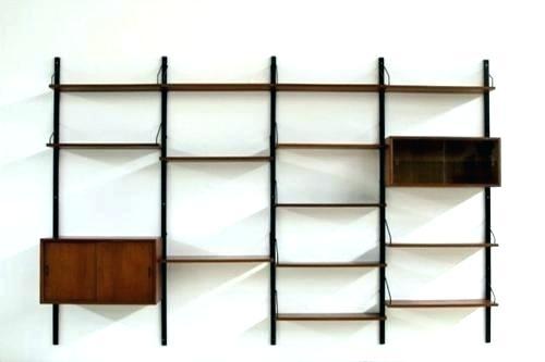 Mid Century Modern Wall Shelves Mid Century Modern Wall Shelf Ray