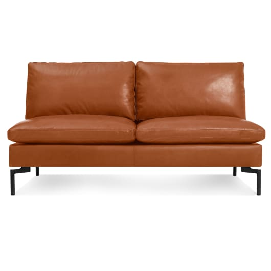 Things to consider while buying best modern armless leather loveseat