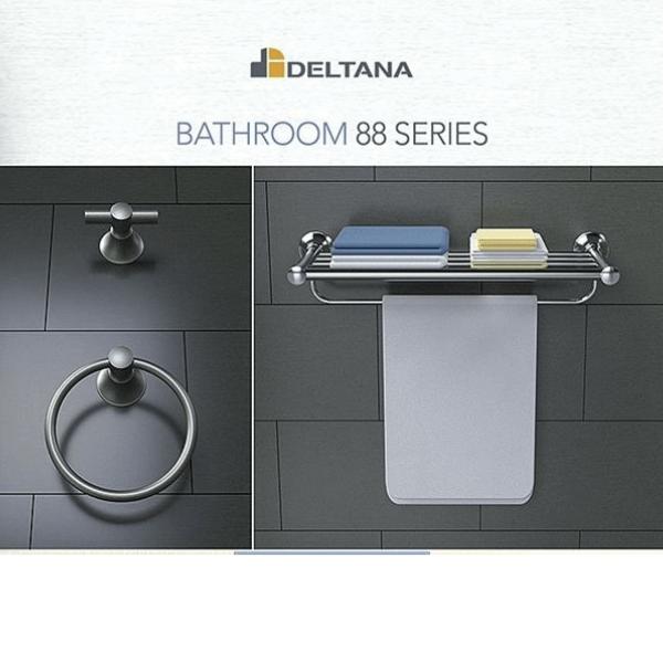 DELTANA Series 88 Modern Bathroom Accessories | Excel Marketing