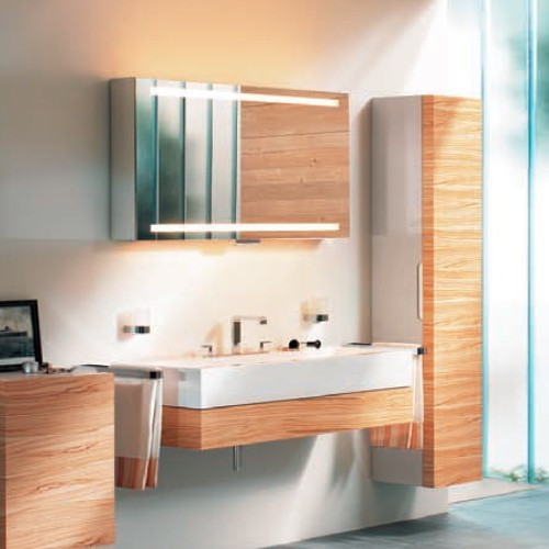 Modern Bathroom Storage Mirror Cabinets