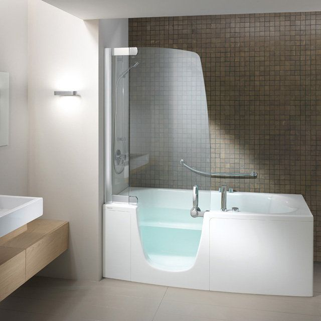 Bathtubs And Showers | Teuco 385 FY O C Disabled Walk In Modern Bath