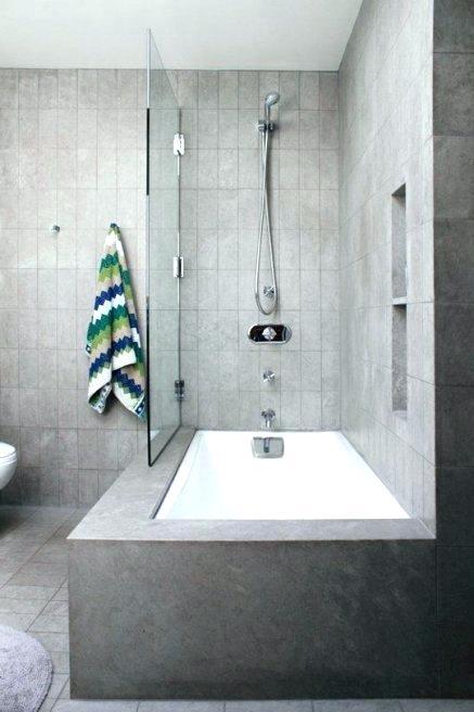 modern bathtub shower combo u2013 coolam.info