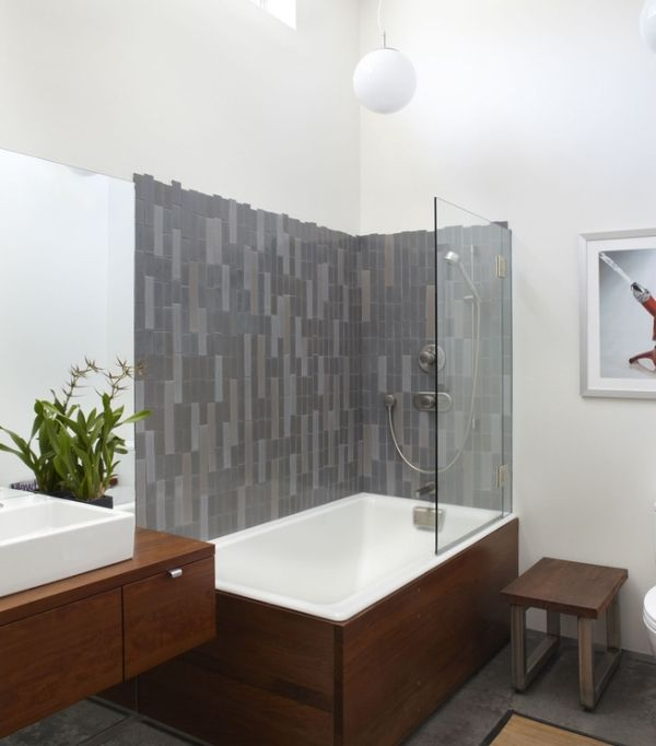 Modern Bathtubs With Shower
