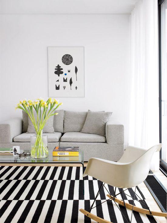 Ikea Stockholm | INTERIOR _ inspo | Ikea stockholm, White rug, Ikea rug