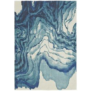 Modern Blue Area Rugs | AllModern
