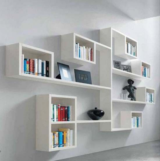 26 Of The Most Creative Bookshelves Designs   Time to find our new