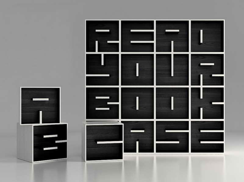 Cool Collection Modern Bookshelf Designs Plushemisphere - Tierra