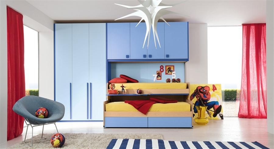 Kids Bedroom Sets Boys : Cool Ideas For Kids Bedroom Sets Boys