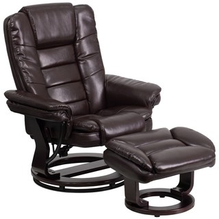 Buy Brown, Leather Recliner Chairs & Rocking Recliners Online at