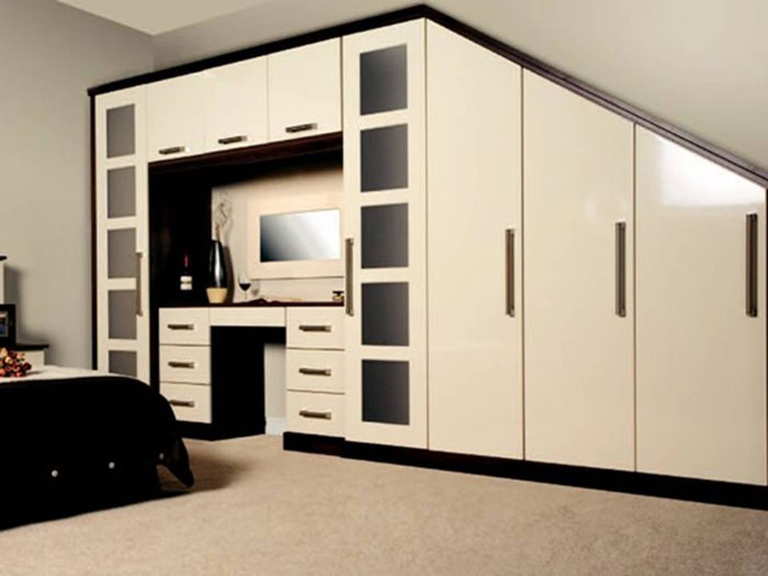 Latest Bed Room Cupboard | Modern Minimalist Home Design